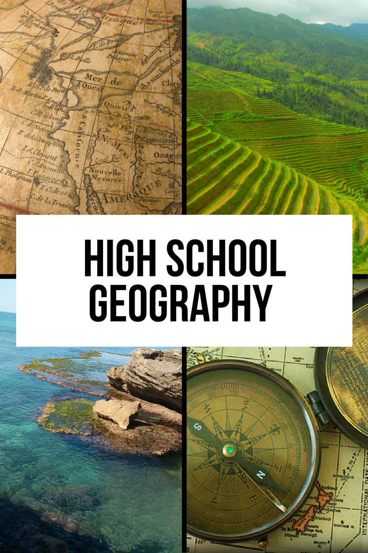 High School Geography