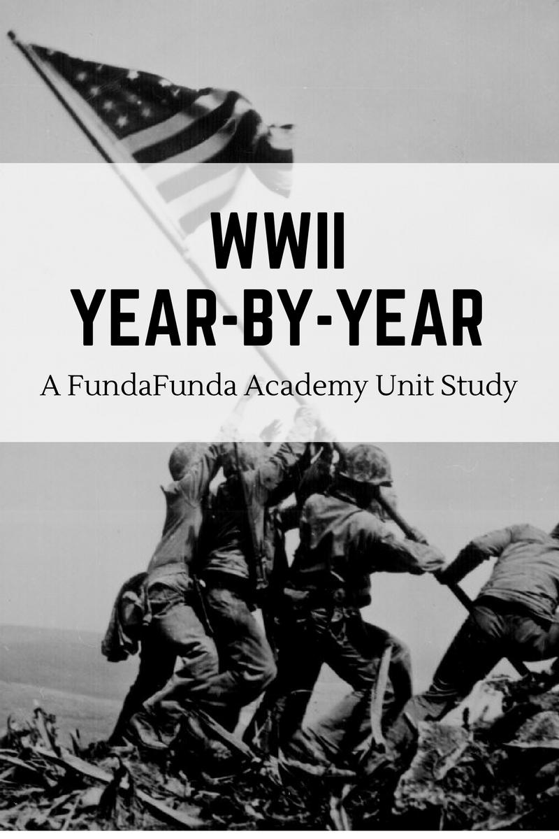 Wwii year by year fundafunda academy for Fundafunda